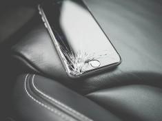 Pokazený telefón