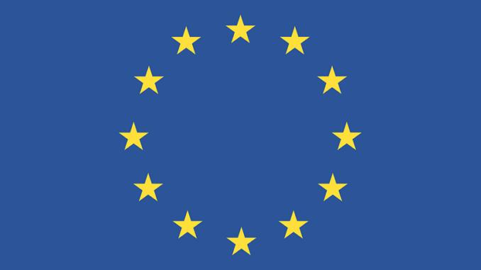 EÚ Zástava
