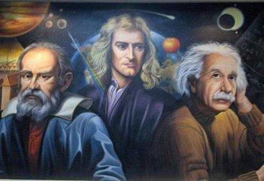 Slávni fyzici