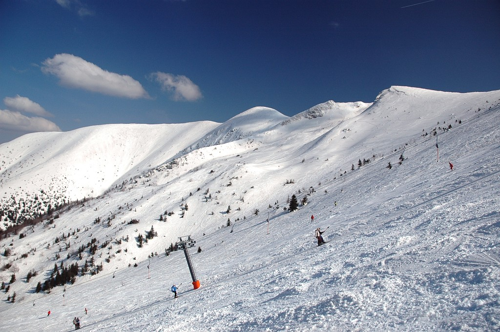 Slovenská lyžovačka
