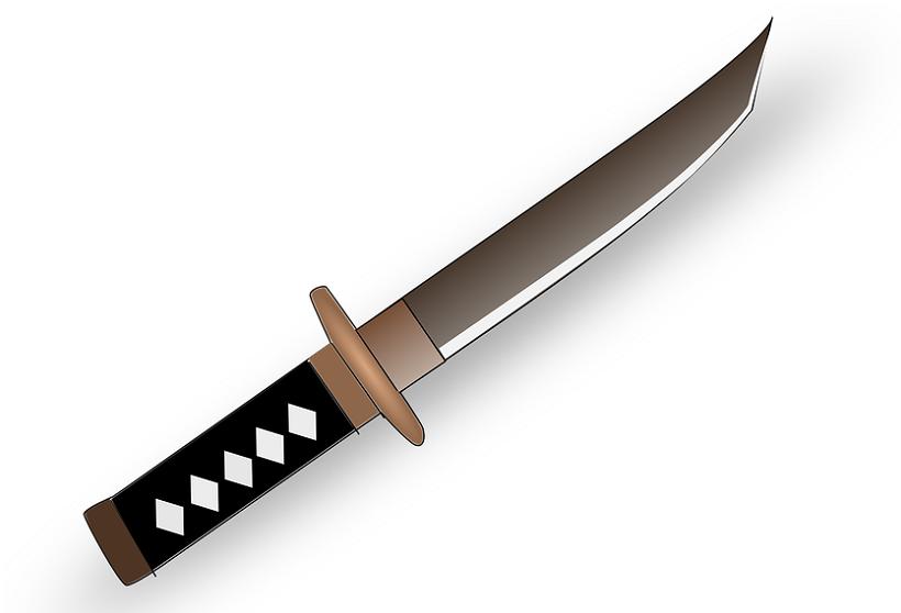 Japonský nožík