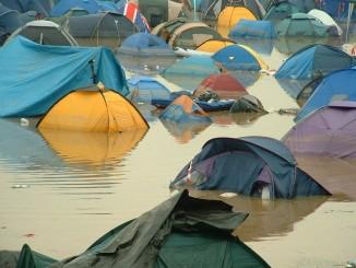Festivalové stany