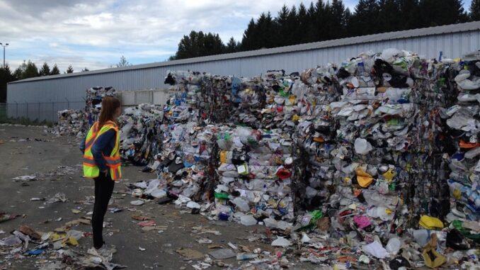 Recyklovanie odpadu