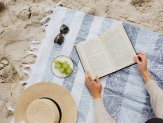 Osuška na pláži