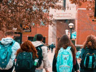 Študentské batohy